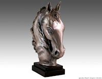 horse sculpture, equestrian artworks, equine sculptures