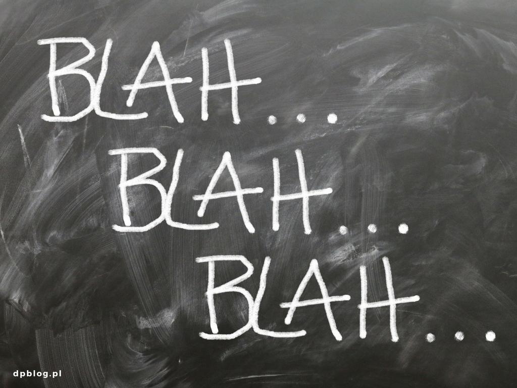 Dlaczego o blogerach panuje niezbyt dobra opinia?