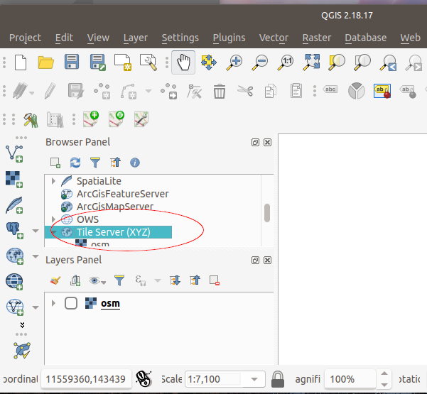 dominoc925: How to add a Singapore OneMap tile layer to QGIS