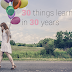 30 Learned by 30
