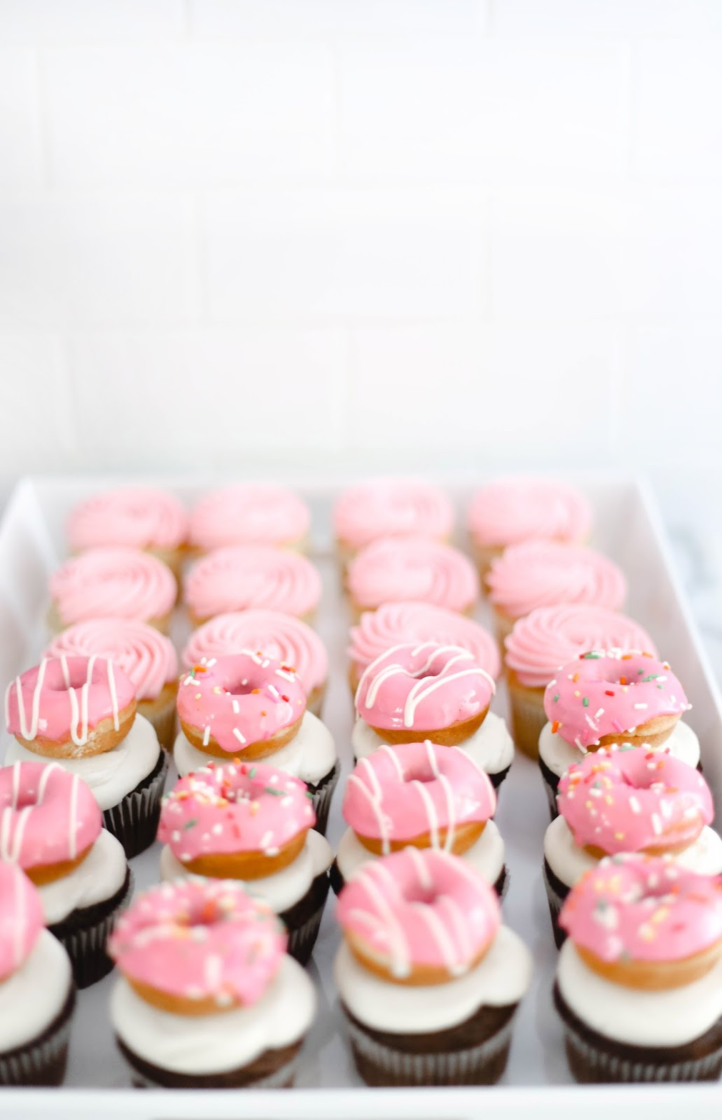 How To Make Mini Cupcakes From A Cake Mix