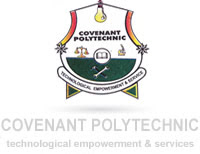 Covenant Poly Aba Admission Form 2021/2022   ND FT & PT