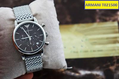 đồng hồ đeo tay armani