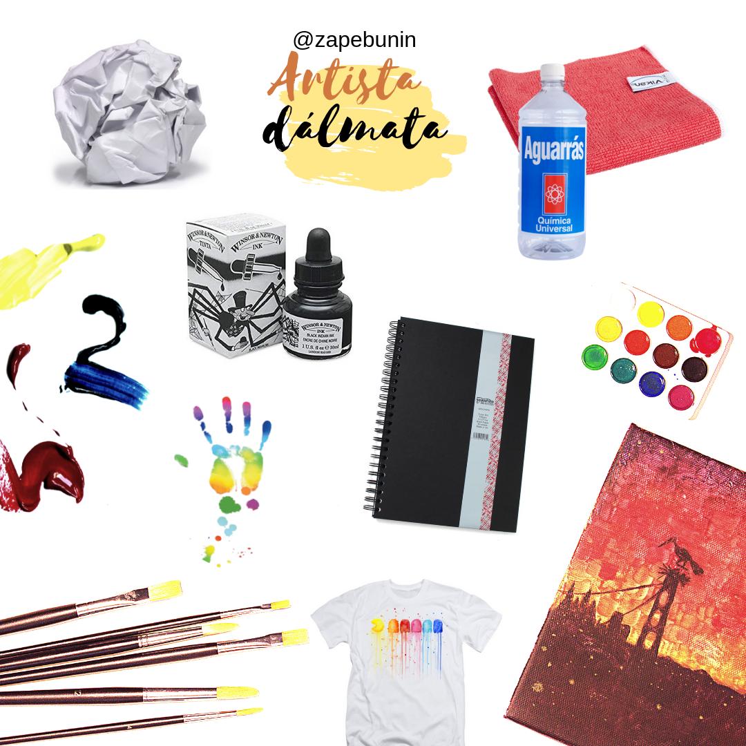 Starter packs 🐼 Tipos de artista