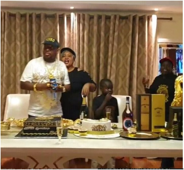 2 - Money is good! See PHOTOs from Governor SONKO's lavish birthday party, flashy life was displayed everywhere.