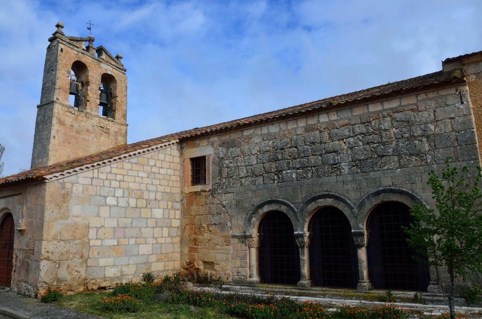 Resultado de imagen de Fuentemizarra. Iglesia de la Virgen del Ejido