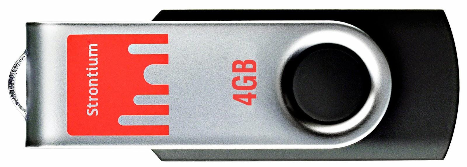 Strontium USB Stick BOLD 4GB format tool