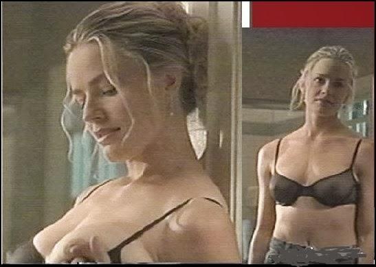 Elisabeth shue topless
