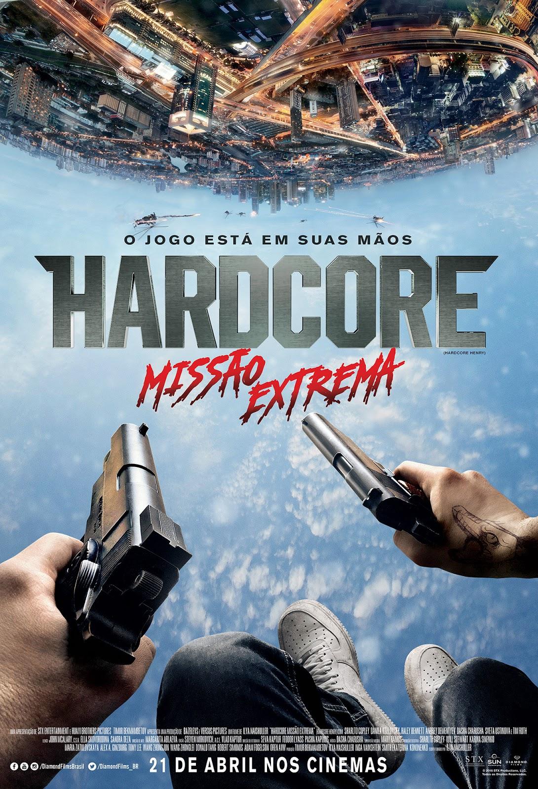 Hardcore Filme