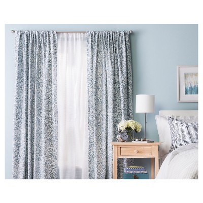 Lavender Bedroom Curtains Curtain Gingham Layer Layered Ideas