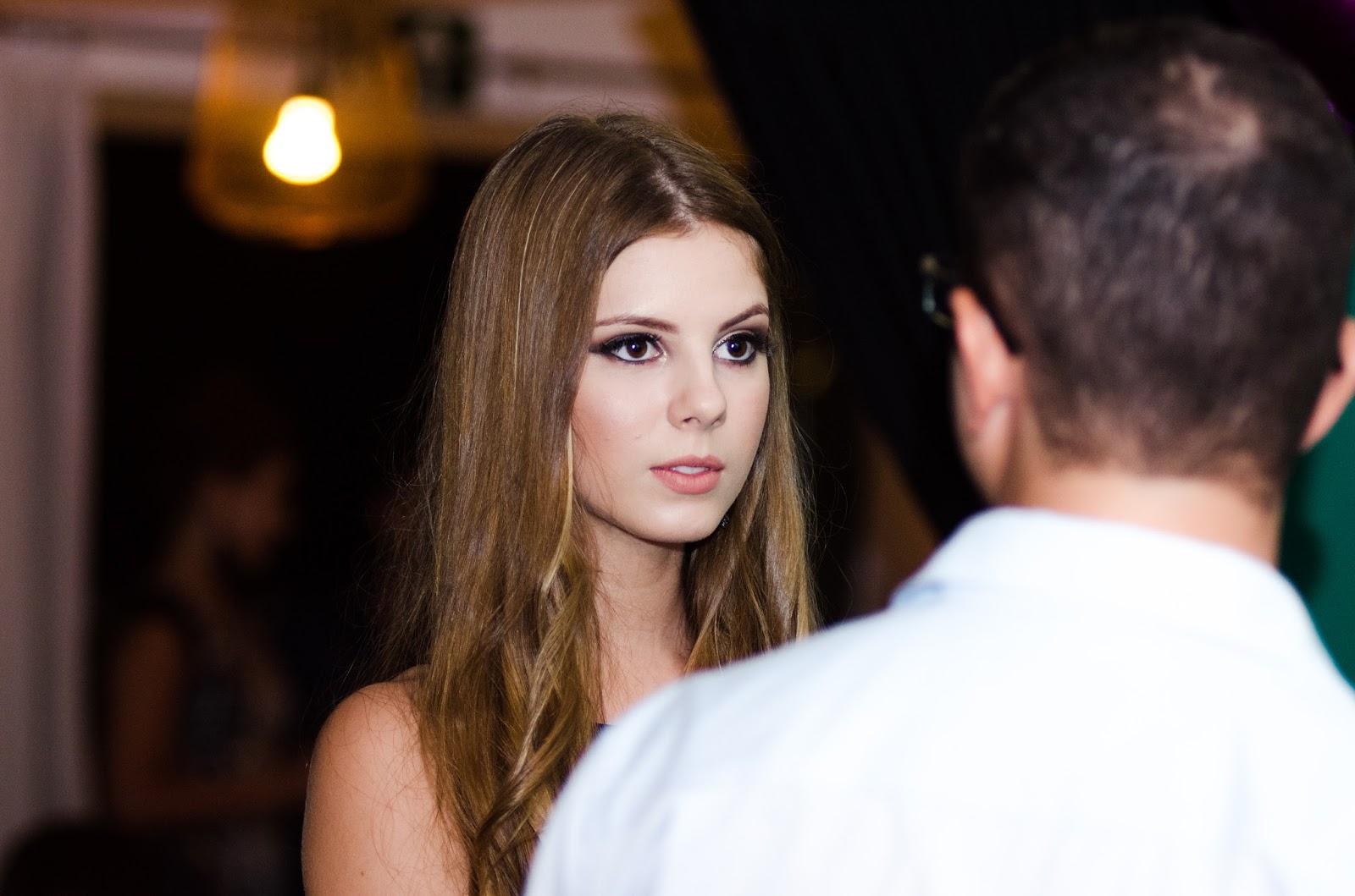 Bia Andrade, Miss Londrina Teen, atentas a todos os detalhes do lançamento  do Blog Micheli Pessoto. 5dd3ad676d