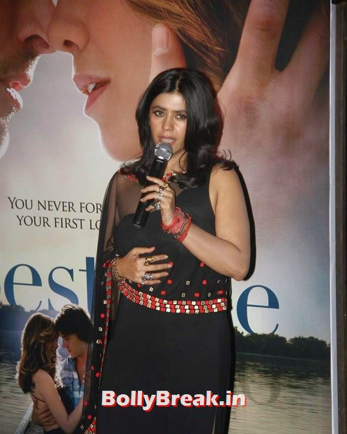 Ekta Kapoor, 'The Best of Me' Premiere Photos