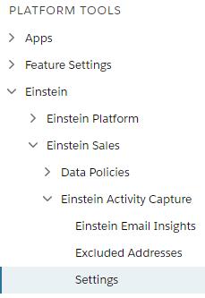 SimplySfdc com: Einstein Activity Capture