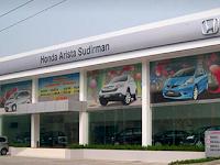 Lowongan Kerja Honda Arista Sudirman September 2019