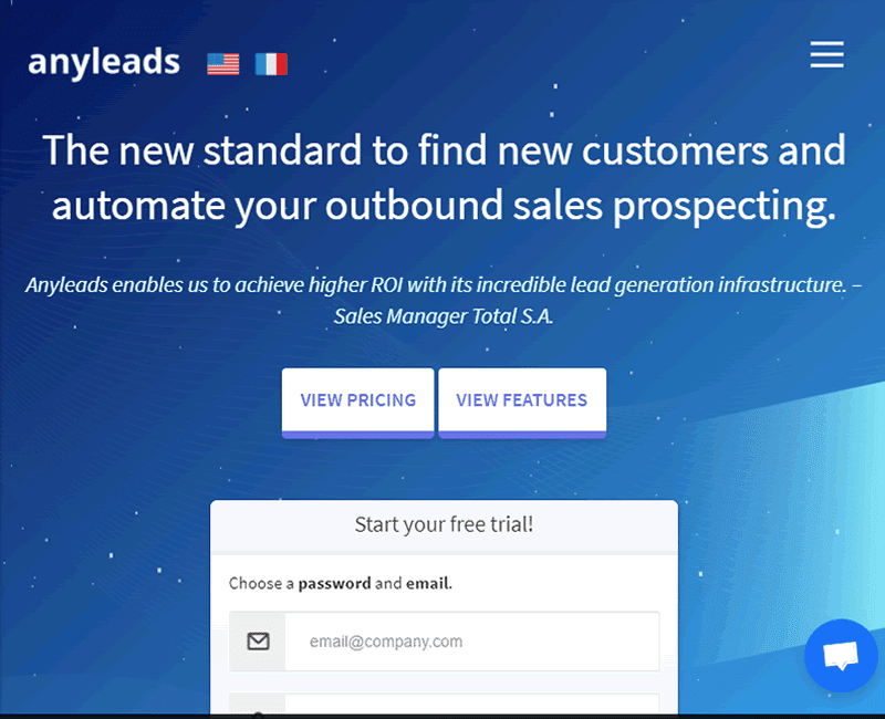 Anyleads helps you send drip campaigns and sell more!