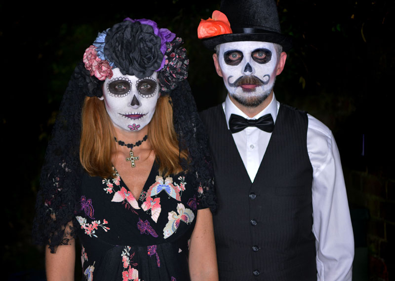 4 Easy Ideas for Cheap, Homemade Halloween Costumes