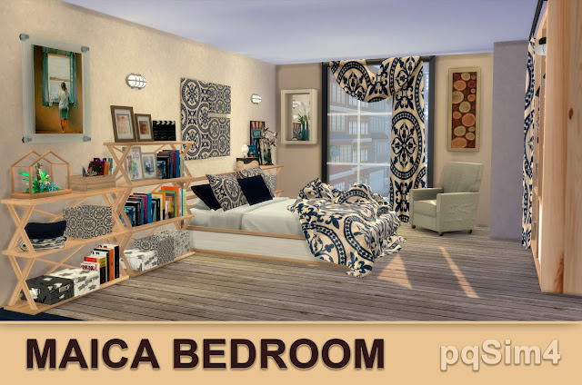 Detalle dormitorio Maica 7