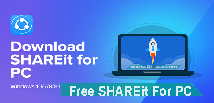 SHAREit 4.0.5.171 For PC/Laptop Final Update Terbaru