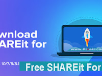 Download Shareit PC [ Windows 7/8/8.1/10 ] Tanpa Iklan & Ringan