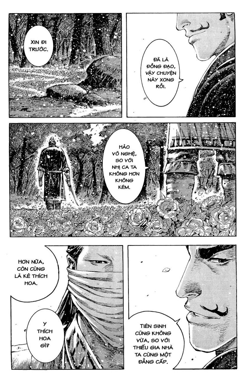 Hỏa phụng liêu nguyên Chương 357: Kẻ thưởng hoa [Remake] trang 22
