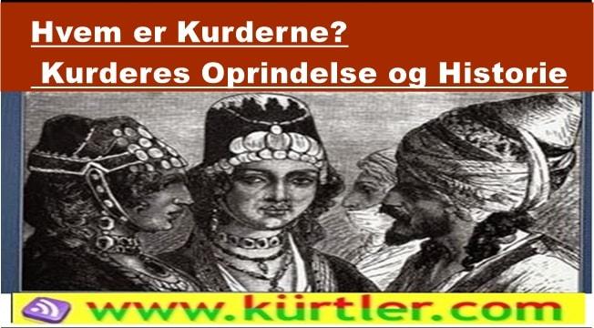 Hvem er Kurderne? Kurderes Oprindelse og Historie
