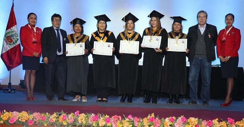 DRELM: Más de 500 personas se titularon en Centros de Educación Técnico Productiva - www.drelm.gob.pe