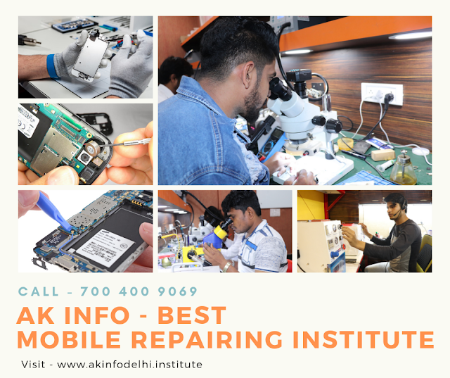 mobile repairing course fees in noida