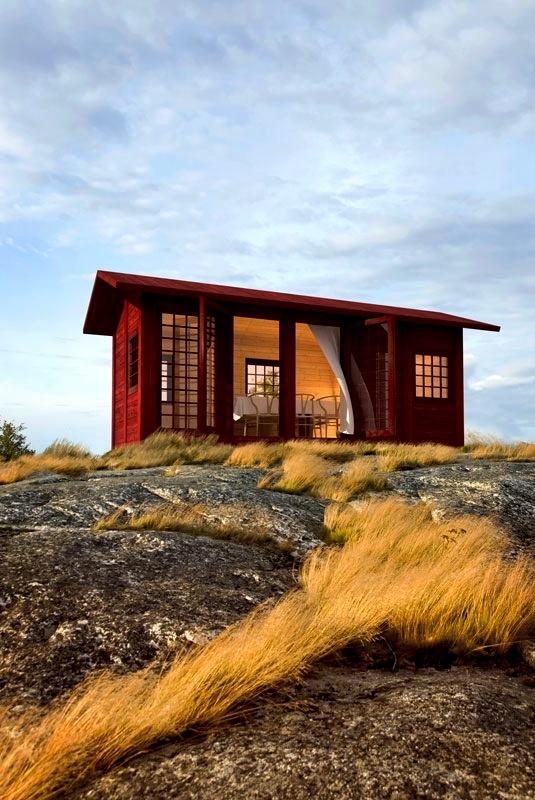 Scandinavian Small House Design: CREATIVE LIVING From A Scandinavian Perspective: Simple