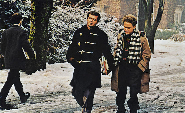 THE COLORFULL WORD OF THE DUFFEL COAT