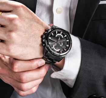 5  Merek Jam Tangan Pria Original , Keren Dan Berkualitas Yang Paling Banyak Diminati