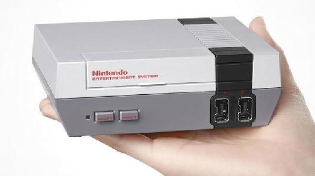 Nintendo Classic Akan Dirilis Ulang pada 29 Juni