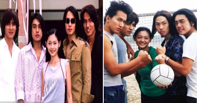 F4 and San Chai Now And Then/STAR 2