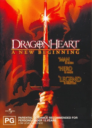 Dragonheart A New Beginning 2000 Dual Audio Hindi Movie Download