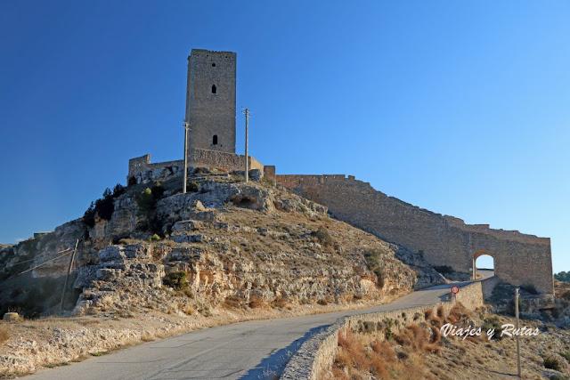 Puerta y Torre del Campo, Alarcón