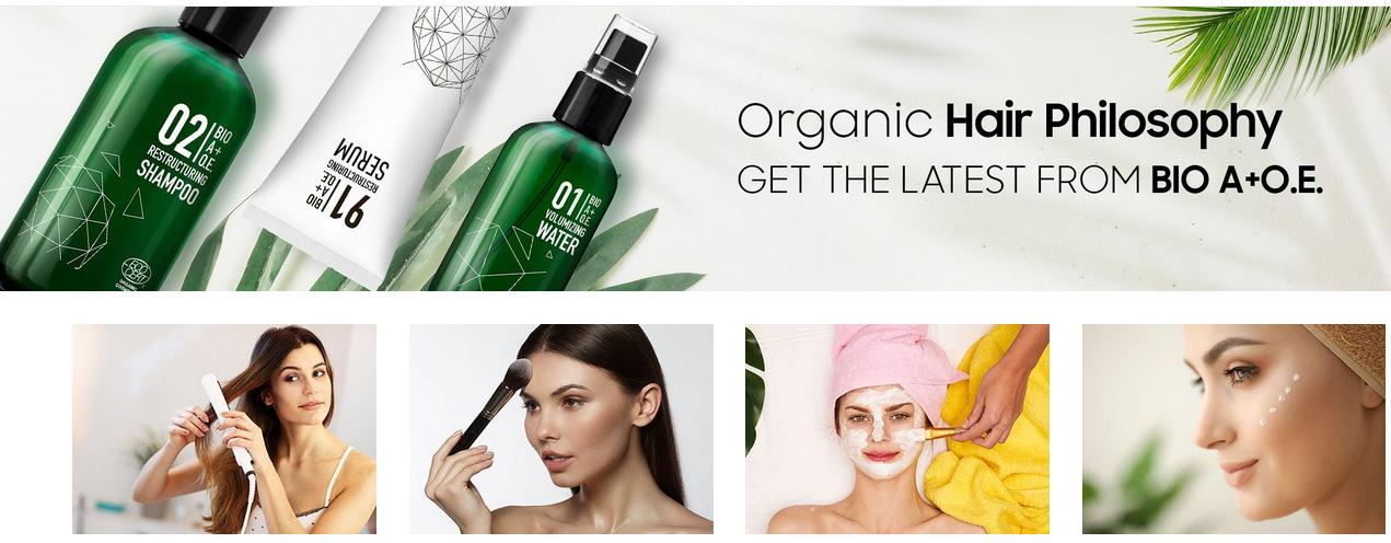 lé luna. Hair, Makeup, Skincare, Men, Brands