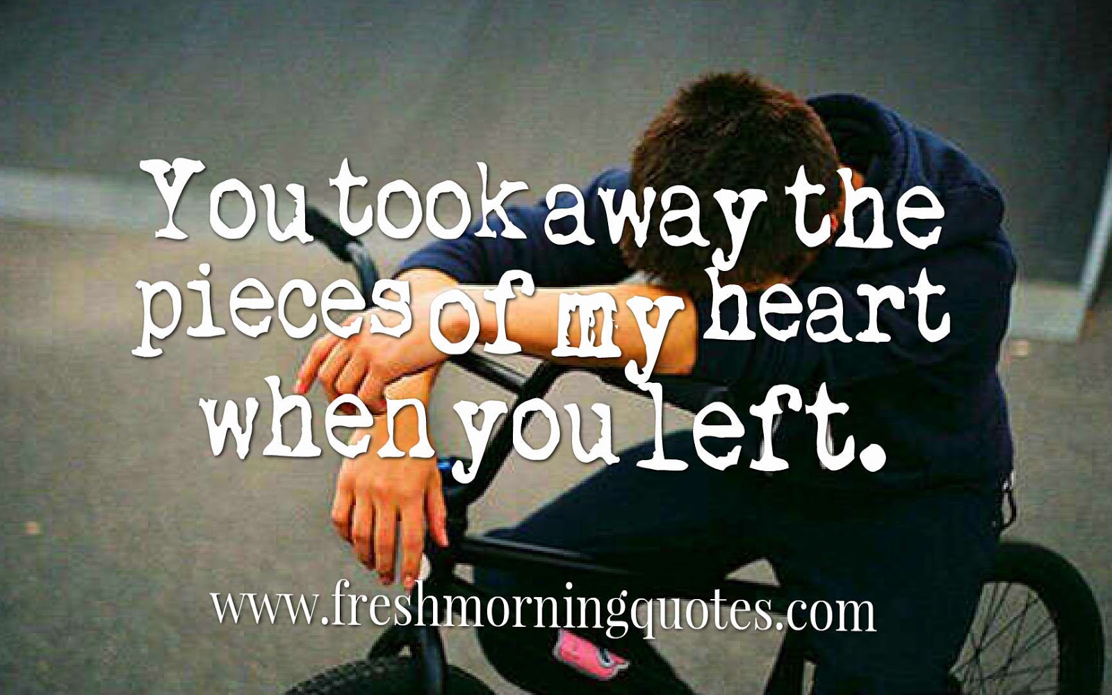 Sad Quotes That Will Give You Feelings