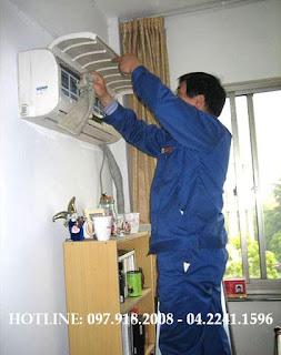 Sửa điều hòa không mát tại Hà Nội