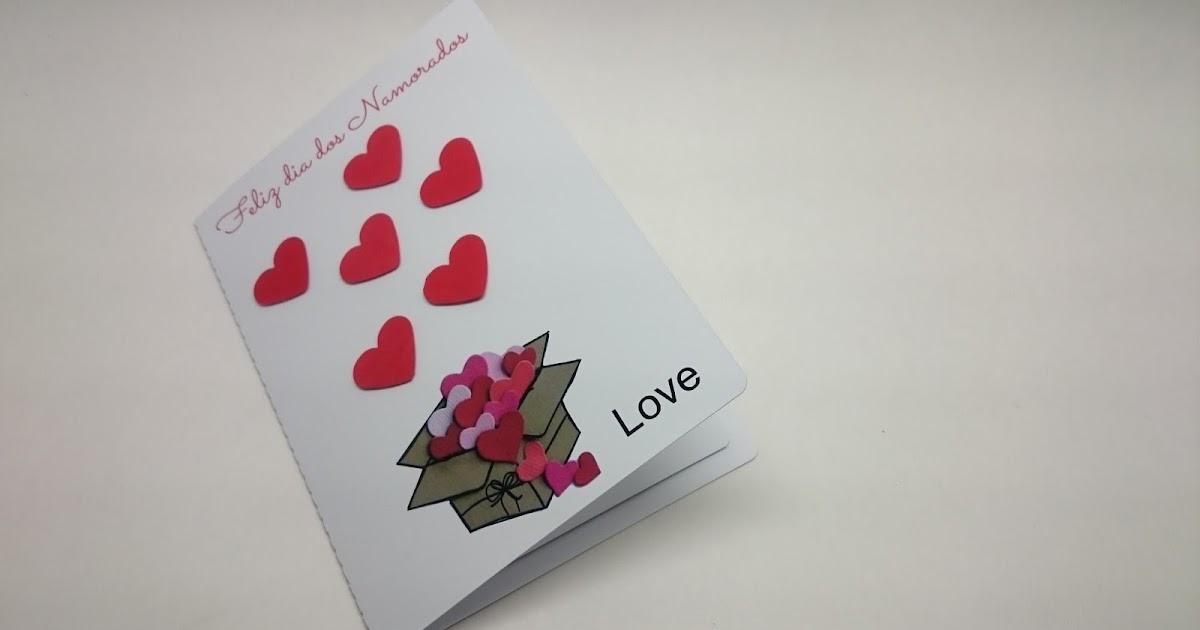 Aparador Madera Acacia ~ Artesanato Viviane Magalh u00e3es Cart u00e3o para o dia dos Namorados (Molde gratuito)