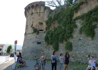 Murallas de San Gimignano.