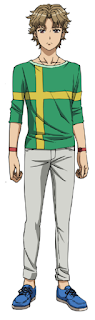 Promocional y visual para el anime A.I.C.O. Incarnation