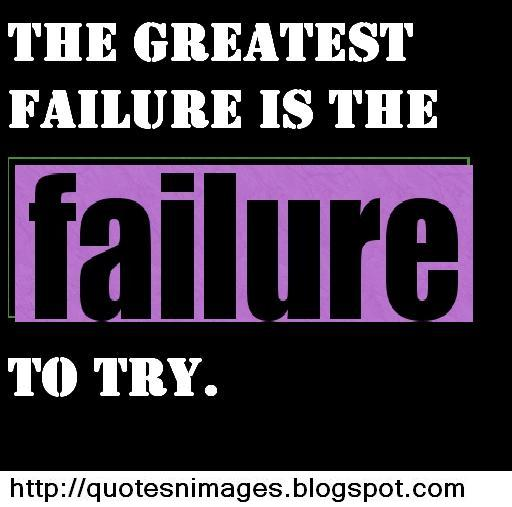 Quotes About Failure Leading To Success: Quotes And Sayings: Quotes On Failure