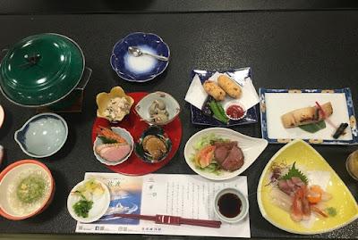 ホテルニュー桂 夕食2