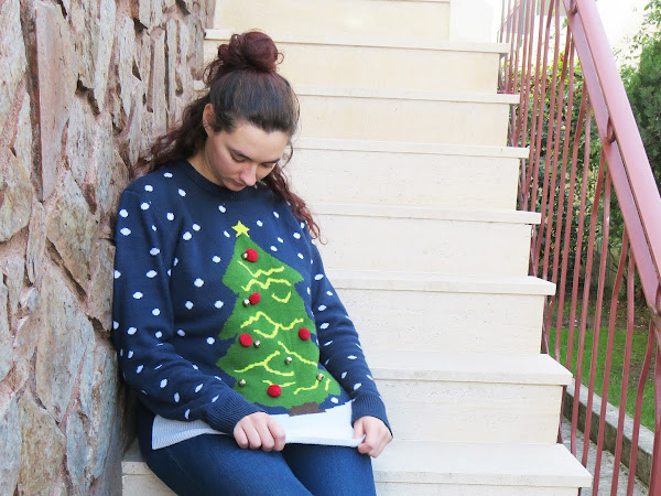 Christmas Jumpers Look Book