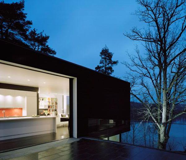 Modern Slope House Design: Home Design Ideas And Inspirations: Modern Hillside House