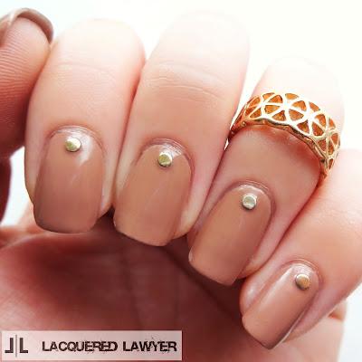 Coffee Shoppe Nails