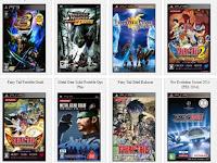 Download Gratis Kumpulan Game PSP PPSSPP ISO Android Terupdate dan Terbaru