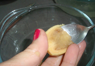 guayabos del brasil o feijoas para hacer en almíbar