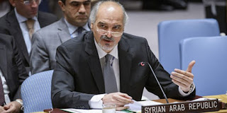Syrian Official Denounces Washington Group's Informal Paper