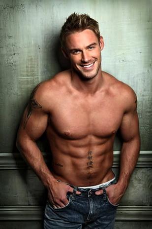 Muscle hot men