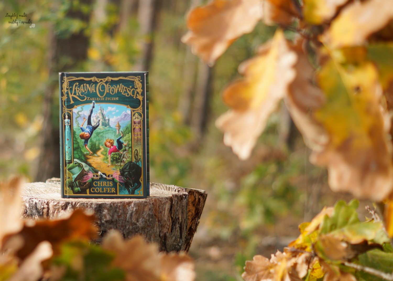 Kraina Opowieści, czyli książka, która wciąga